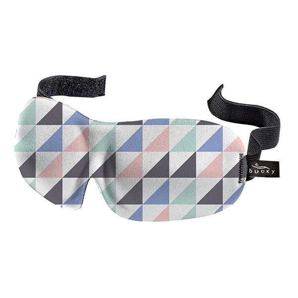 Geo Tri Ducky Eye Mask