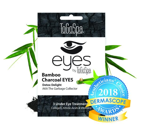 ToGoSpa Bamboo Charcoal Eyes Anti Aging Treatments