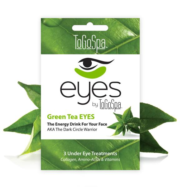 ToGoSpa Green Tea Eyes Anti Aging Treatments