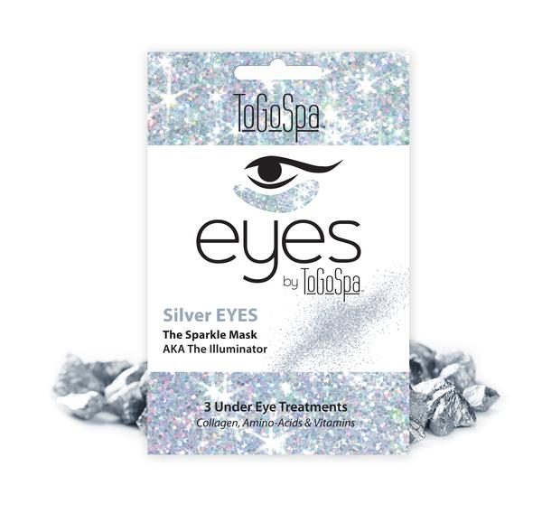 ToGoSpa Silver Eyes Collagen Amino Acids and Vitamins